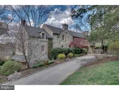 129 E Old Gulph Road, Wynnewood, PA 19096 - MLS#: 1007542760