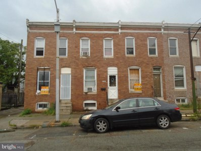 534 Catherine Street, Baltimore, MD 21223 - MLS#: 1007542802