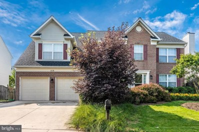 618 Hunting Ridge Drive, Frederick, MD 21703 - MLS#: 1007542804