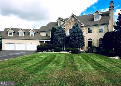 2501 Pond View Drive, Lansdale, PA 19446 - #: 1007542960