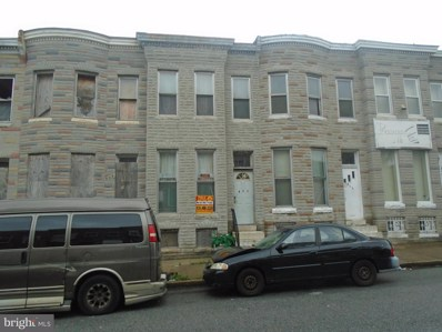 807 McKean Avenue, Baltimore, MD 21217 - #: 1007542972
