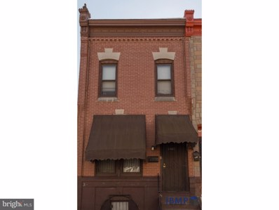 1710 Edgley Street, Philadelphia, PA 19121 - #: 1007543260
