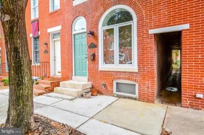 1227 William Street, Baltimore, MD 21230 - MLS#: 1007543362