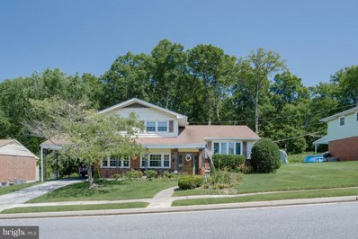 1313 Chapel Hill Drive, Baltimore, MD 21237 - MLS#: 1007543468