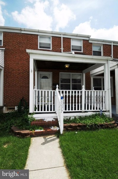 8077 Wallace Road, Baltimore, MD 21222 - #: 1007543512