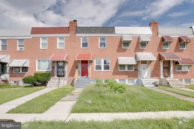 4112 Dudley Avenue, Baltimore, MD 21213 - MLS#: 1007543534