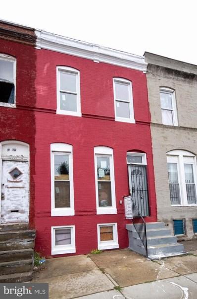 2522 Oliver Street, Baltimore, MD 21213 - #: 1007543586
