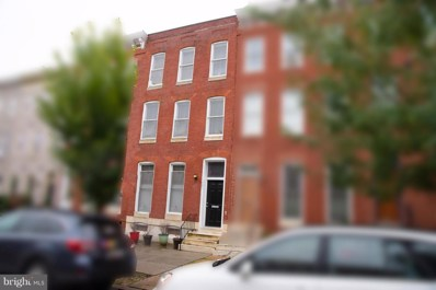 1321 Lombard Street, Baltimore, MD 21223 - MLS#: 1007543702