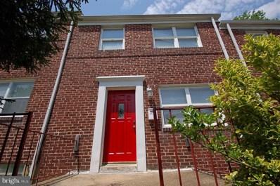 958 St Agnes Lane, Baltimore, MD 21207 - MLS#: 1007543704