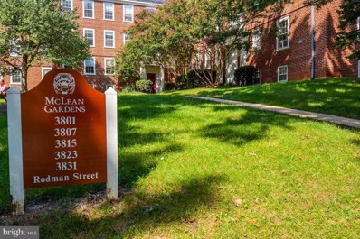 3823 Rodman NW UNIT A19, Washington, DC 20016 - MLS#: 1007543828