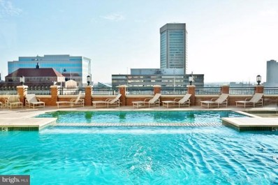 414 Water Street UNIT 1504, Baltimore, MD 21202 - MLS#: 1007544380