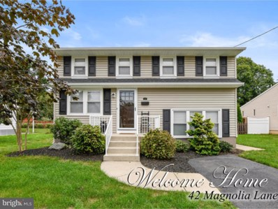 42 Magnolia Lane, Hamilton Township, NJ 08610 - MLS#: 1007544560