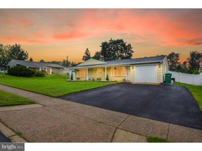 58 Mistletoe Lane, Levittown, PA 19054 - MLS#: 1007545088