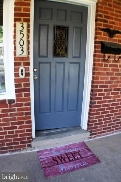 3503 McShane Way, Baltimore, MD 21222 - MLS#: 1007545332
