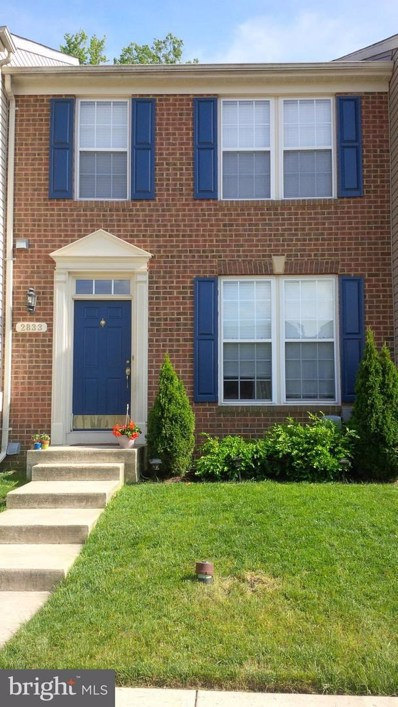 2833 Settlers View Drive, Odenton, MD 21113 - MLS#: 1007545686