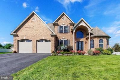 166 Summer Breeze Lane, Chambersburg, PA 17202 - #: 1007545946