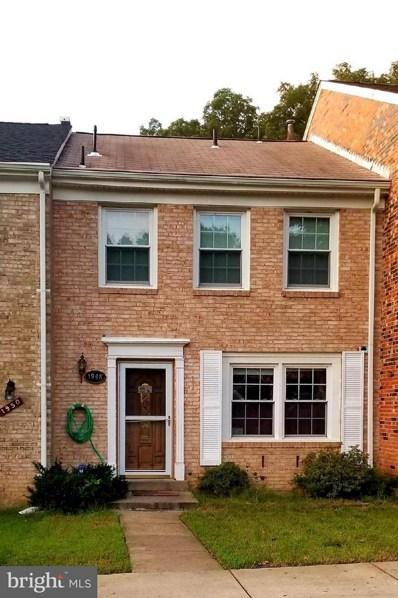 1948 Mayflower Drive, Woodbridge, VA 22192 - #: 1007545956