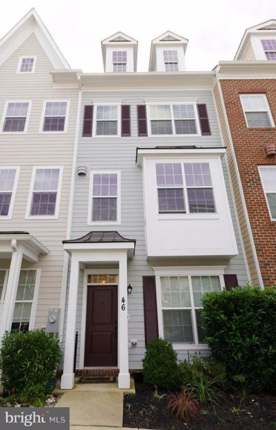 46 Linden Place, Towson, MD 21286 - #: 1007545980