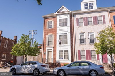 412 Scott Street, Baltimore, MD 21230 - MLS#: 1007546584
