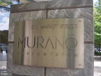 2101 Market Street UNIT 705, Philadelphia, PA 19103 - #: 1007546696