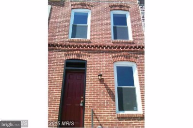 1262 Sargeant Street, Baltimore, MD 21223 - #: 1007546790