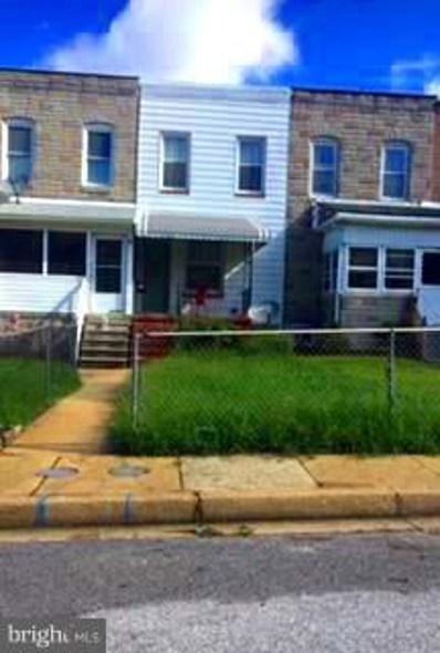 532 Maude Avenue, Baltimore, MD 21225 - MLS#: 1007547070
