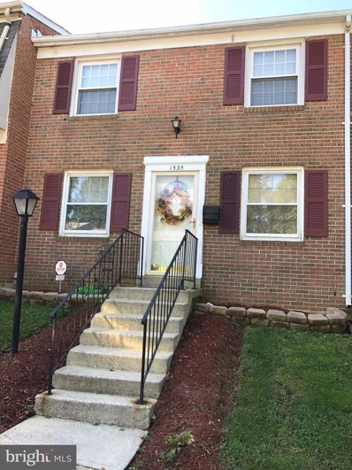 1535 Potomac Heights Drive UNIT 256, Fort Washington, MD 20744 - #: 1007547610