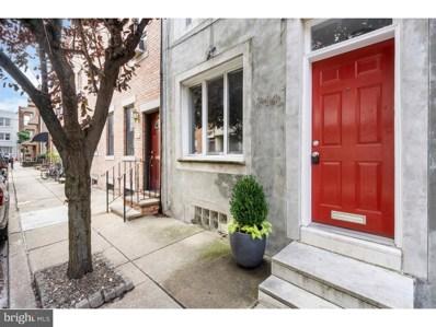 714 Ellsworth Street, Philadelphia, PA 19147 - MLS#: 1007704506