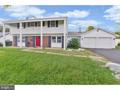 25 Club House Drive, Willingboro, NJ 08046 - MLS#: 1007742582