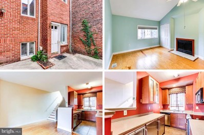 216-W Monument Street UNIT T-1, Baltimore, MD 21201 - MLS#: 1007781068