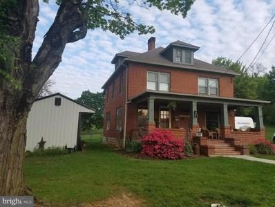 115 Loudon Road, Mercersburg, PA 17236 - #: 1007790216