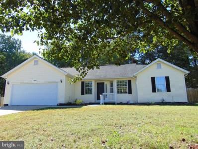 11616 Joy Lane, Fredericksburg, VA 22407 - #: 1007800234