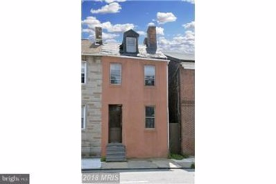 839 Lombard Street, Baltimore, MD 21202 - MLS#: 1007821774