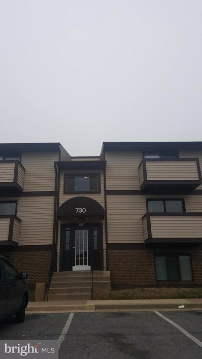 730 Heather Ridge Drive UNIT 14C, Frederick, MD 21702 - MLS#: 1007825470
