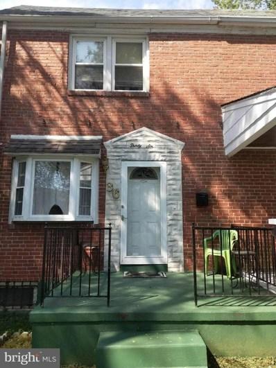 36 Athol Avenue N, Baltimore, MD 21229 - MLS#: 1007826072