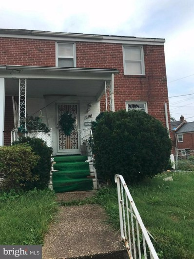 5401 Leith Road, Baltimore, MD 21239 - MLS#: 1007864802