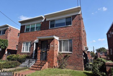 7527 9TH Street NW, Washington, DC 20012 - MLS#: 1007892324