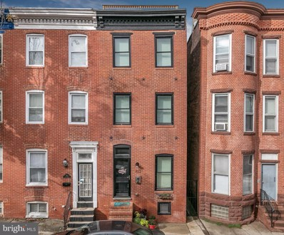 1512 Light Street, Baltimore, MD 21230 - #: 1007900208