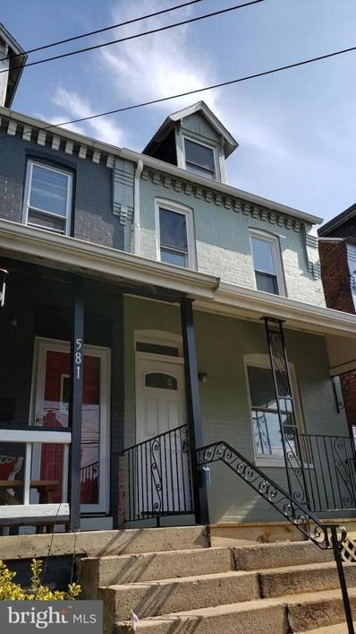 583 Pershing Avenue, Lancaster, PA 17602 - #: 1008050322