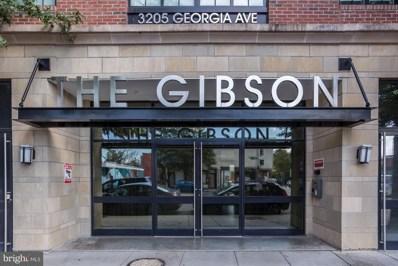 3205 Georgia Avenue NW UNIT 402, Washington, DC 20010 - MLS#: 1008051082