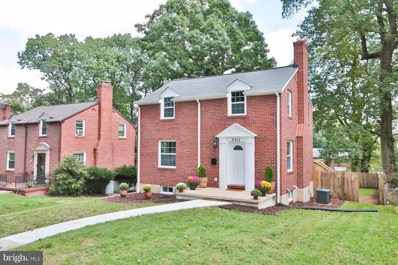 3711 Oak Avenue, Gwynn Oak, MD 21207 - MLS#: 1008059744