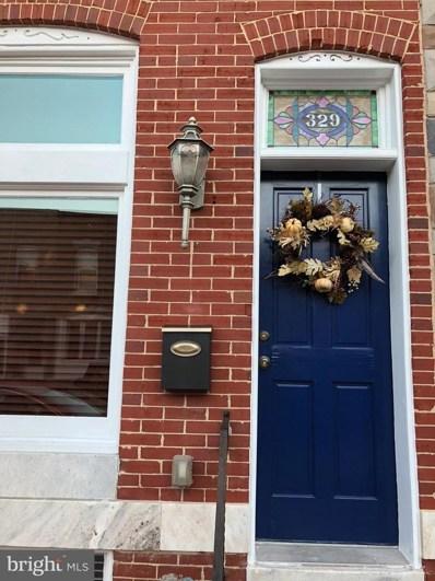 329 Bouldin Street, Baltimore, MD 21224 - #: 1008103558