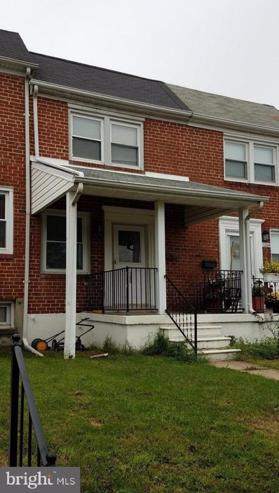 1206 Broening Highway, Baltimore, MD 21224 - #: 1008108584