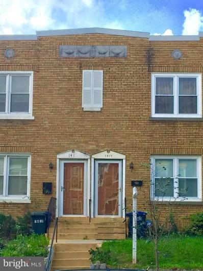 1417 D Street NE, Washington, DC 20002 - #: 1008130140
