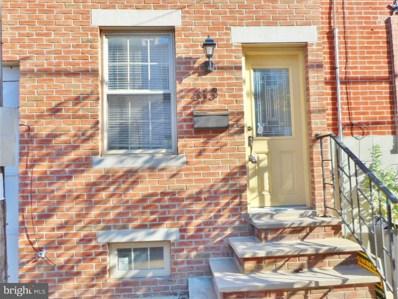613 Earp Street, Philadelphia, PA 19147 - MLS#: 1008131006
