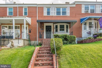 1243 Glenwood, Baltimore, MD 21239 - #: 1008142586