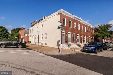 282 Robinson Street S, Baltimore, MD 21224 - MLS#: 1008144148