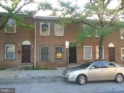 1911 Brunt Street, Baltimore, MD 21217 - MLS#: 1008152638