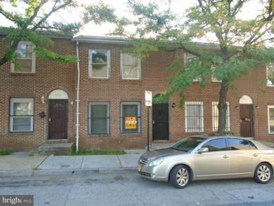 1911 Brunt Street, Baltimore, MD 21217 - #: 1008152638