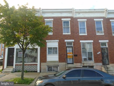 2203 Fayette Street, Baltimore, MD 21223 - #: 1008155718